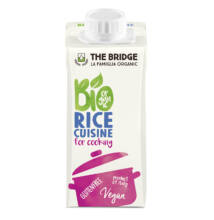 Rizs tejszín bio 200 ml - The Bridge