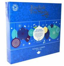 Bio tea ünnepi válogatás kék gömbök 96 filter - English Tea Shop