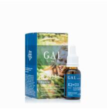 GAL K2+D3 FORTE vitamin cseppek 20 ml