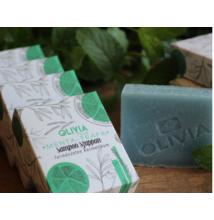 Olivia menta-teafa samponszappan 90 g