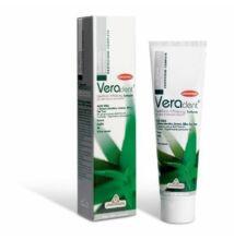 Fluor, SLS és szacharin mentes fehérítő fogkrém 100 ml - Veradent (Specchiasol)