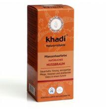 Hajfesték por mogyoróbarna (nussbraun) 100 g - Khadi