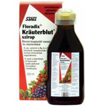 Krauterblut szirup 250 ml - Salus Floradix