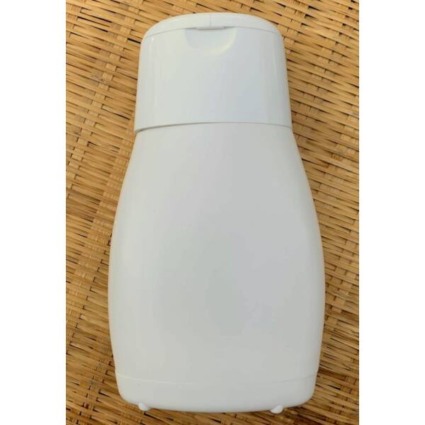 Kozmetikai flakon fehér 250 ml