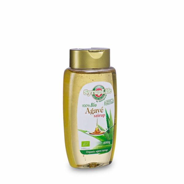 Agávé szirup bio 365 g - Syruplife Biorganik