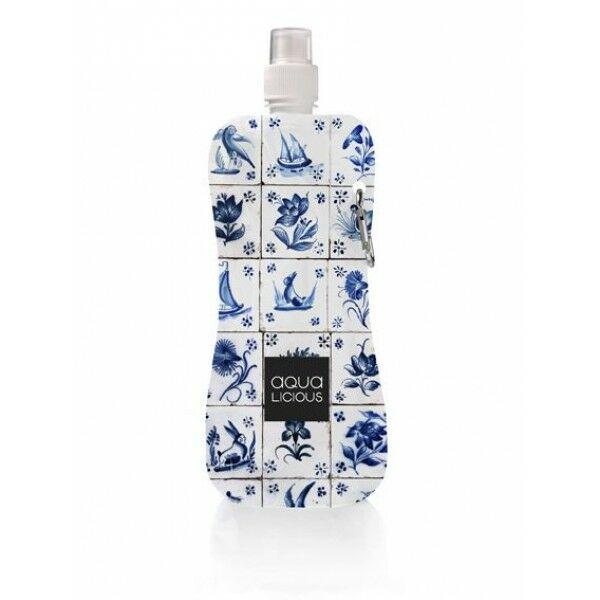 Aqua Licious összehajtható kulacs 400 ml - Dutch One