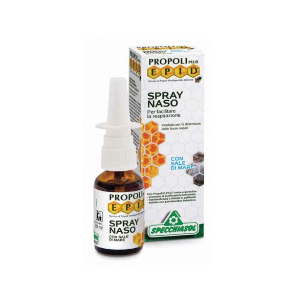 Propoliszos és tengeri sós orrspray 20 ml