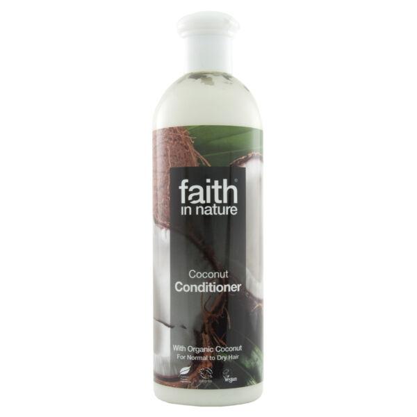 Kókusz hajkondicionáló - Faith in Nature (250ml)