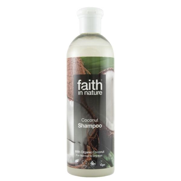 Kókusz sampon - Faith in Nature (250ml)