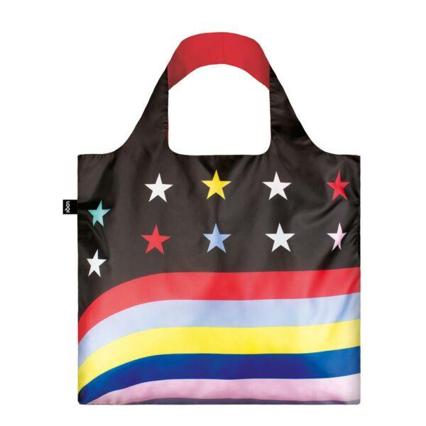 LOQI bevásárlótáska Stars&Stripes