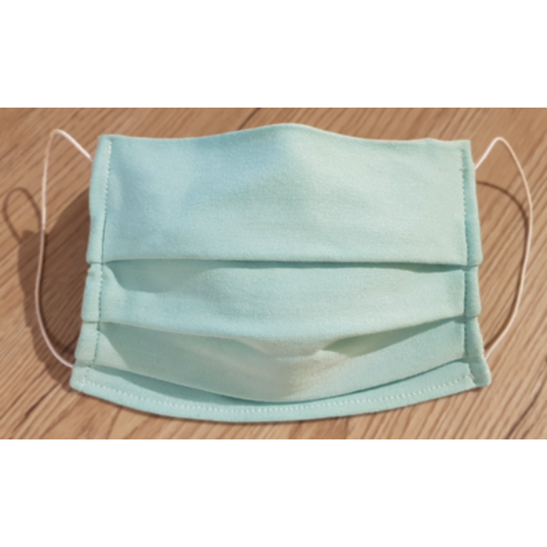 Textil szájmaszk (zöld)
