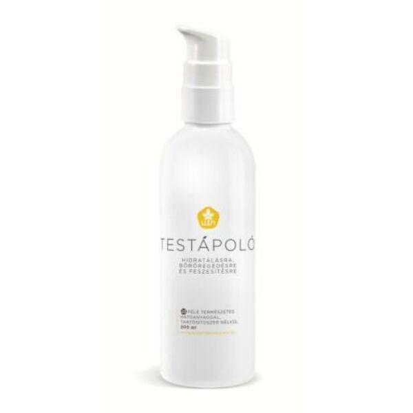 Testápoló hidratálásra, bőröregedésre és feszesítésre 200 ml - Wise Tree Naturals