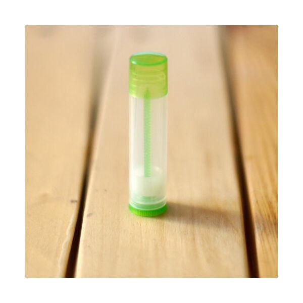 Ajakápoló tok áttetsző világoszöld 6 ml
