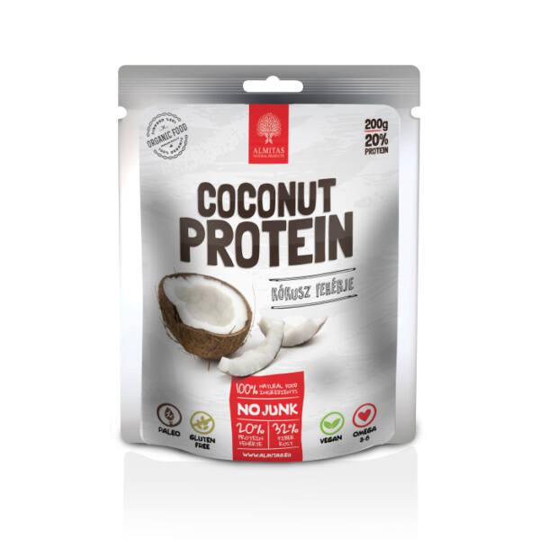 Almitas kókusz fehérjepor 200 g