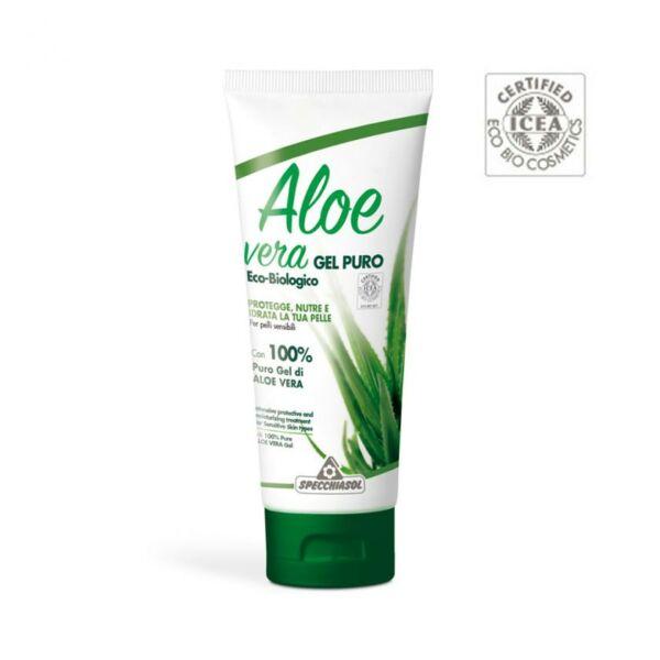 Aloe vera gél ECOBIO minősítéssel 200 ml - Specchiasol