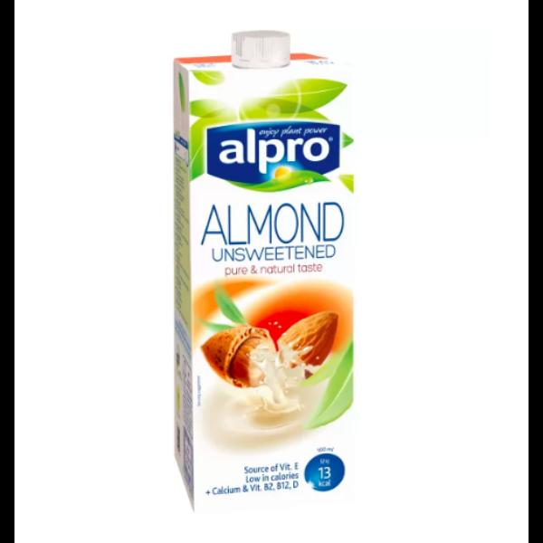 Mandulaital cukormentes 1000 ml - Alpro