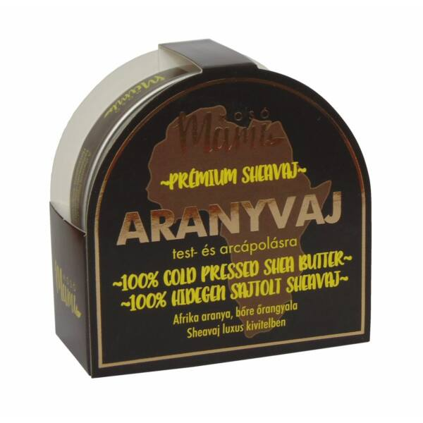 Aranyvaj prémium shea vaj 100 ml