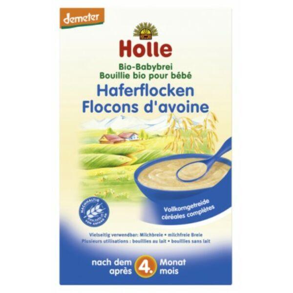 Bio zabpehelykása babáknak 250 g - Holle