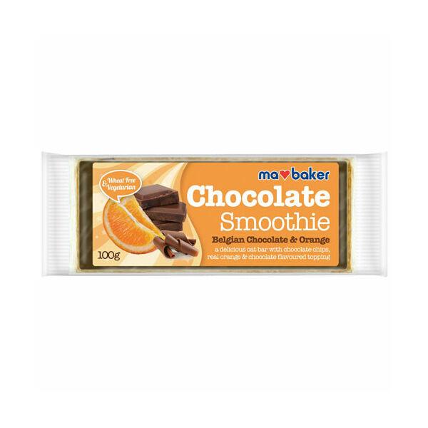 Zabszelet belga csoki-narancs Chocolate Smoothie 100 g - Ma Baker