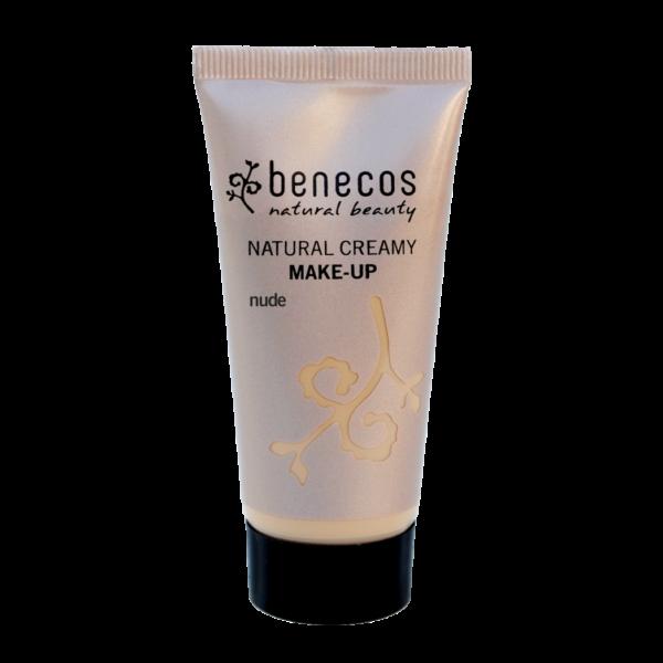 Krémes alapozó nude (1. árnyalat) 30 ml - benecos