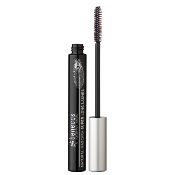 Szempillaspirál 90573 Super Long Lashes carbon black 8ml - benecos