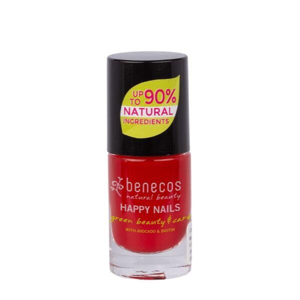 Körömlakk vintage red 5 ml - benecos