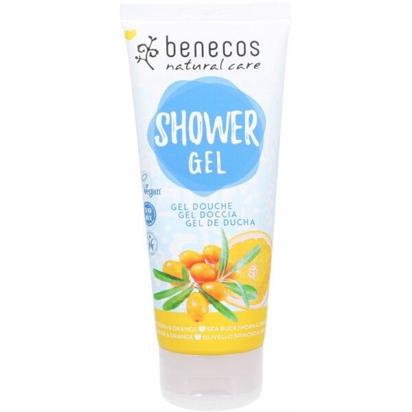 Tusfürdő Homoktövis és Narancs 200 ml - benecos