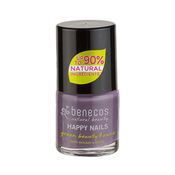 Körömlakk French lavender 9 ml - benecos