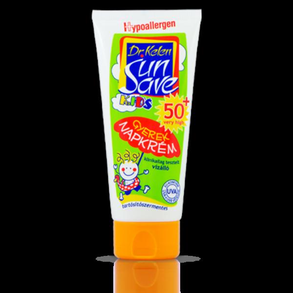 Napkrém gyerekeknek F50+ 100 ml - dr. Kelen