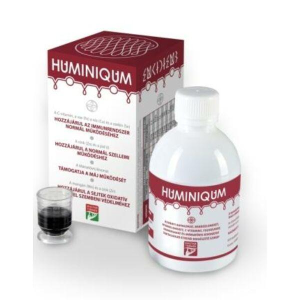 Huminiqum étrendkiegészítő szirup 250 ml