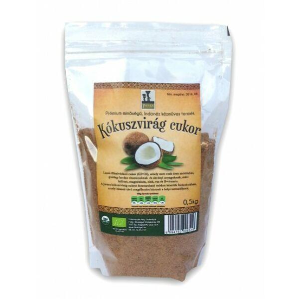 Kókuszvirág cukor 500 g - JAVARA