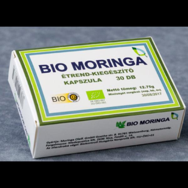 Bio Moringa kapszula 30 db
