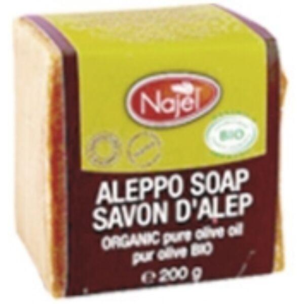 Szíriai oliva színszappan bio 200 g - Najel
