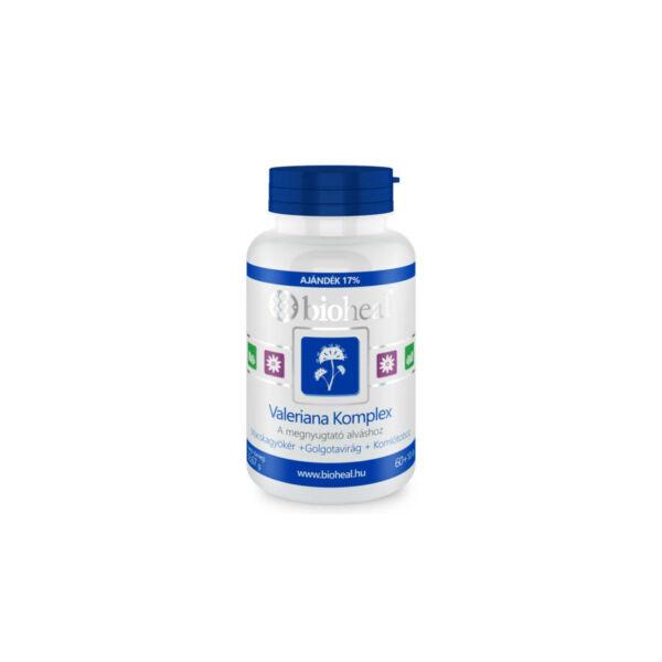 Bioheal Valeriana komplex (70db kapszula)