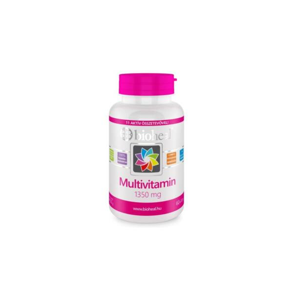 Bioheal Multivitamin 1350 mg (70 db)