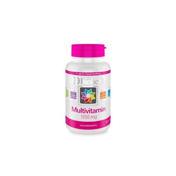Bioheal Multivitamin 1350 mg (70 db filmtabletta)