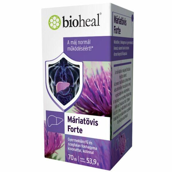 Bioheal máriatövis forte kapszula 70 db