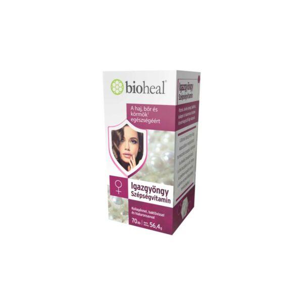 Bioheal Igazgyöngy  Szépségvitamin (70 db)
