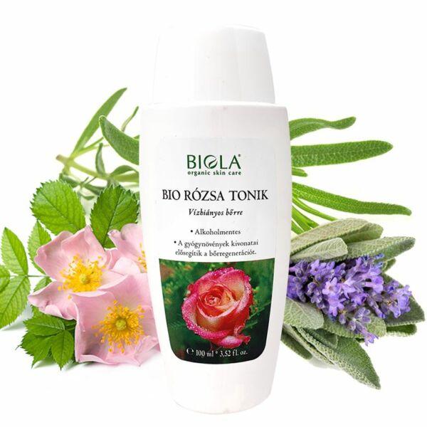 Bio Rózsa tonik 100 ml - Biola