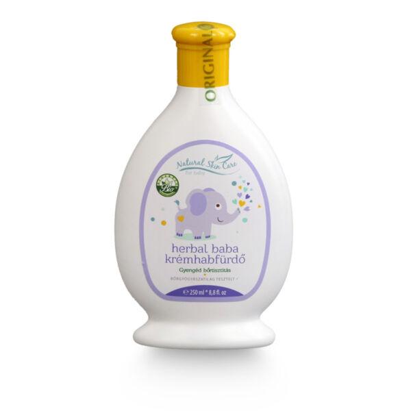 Herbal baba krémhabfürdő 250 ml - Biola Natural Skin Care