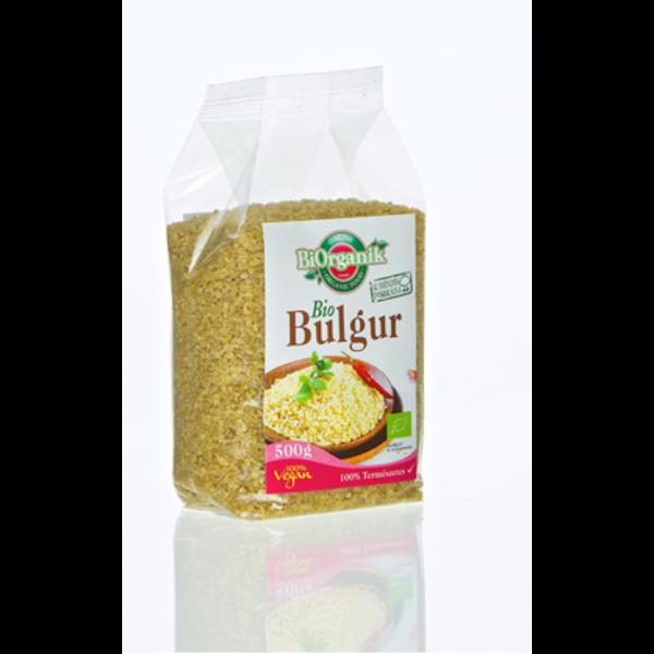 Bulgur bio 500 g - Biorganik