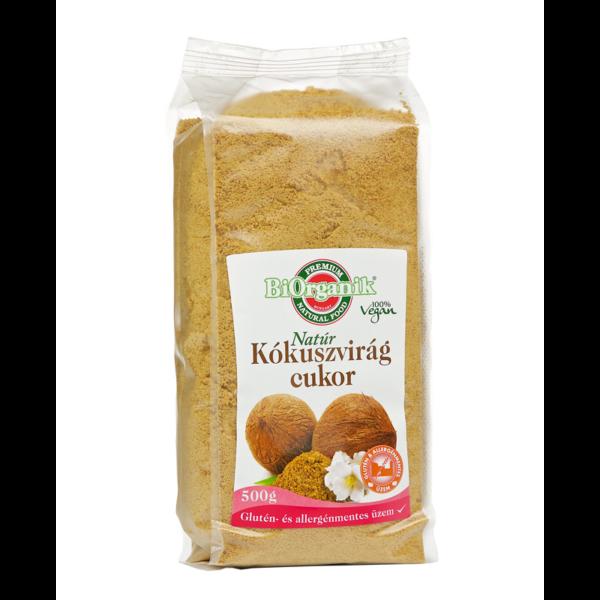 Kókuszvirág cukor 1000 g - Naturganik