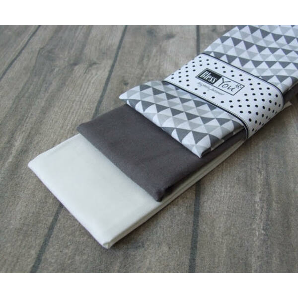 Textil zsebkendő XL méret himalaya 3 db-os - Bless You