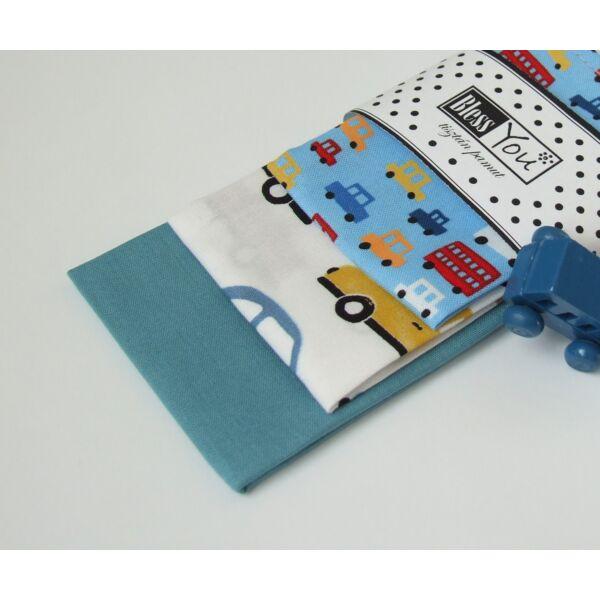 Textil zsebkendő S méret autós 3 db-os - Bless You