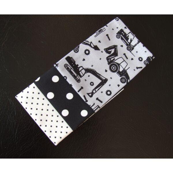 Textil zsebkendő S méret munkagépes 3 db-os - Bless You