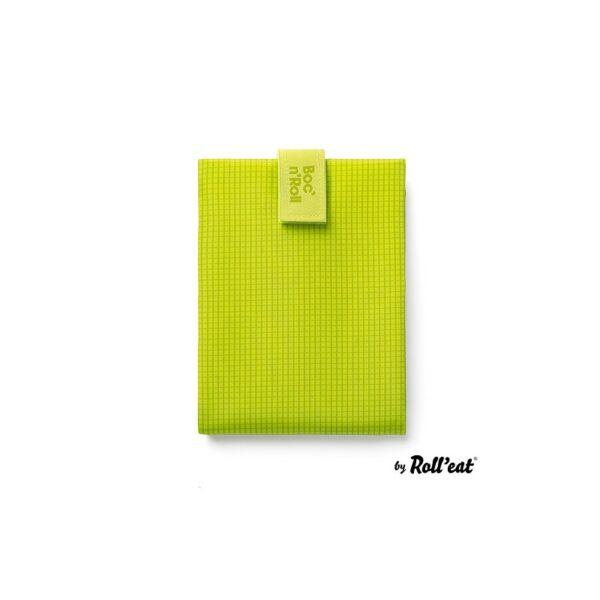 Boc`n`Roll Active lime szendvicscsomagoló