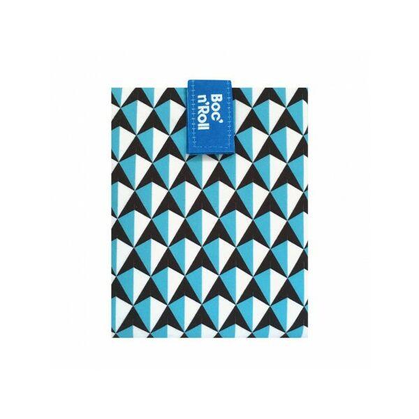 Boc`n`Roll DíszCsempe Kék szendvicscsomagoló