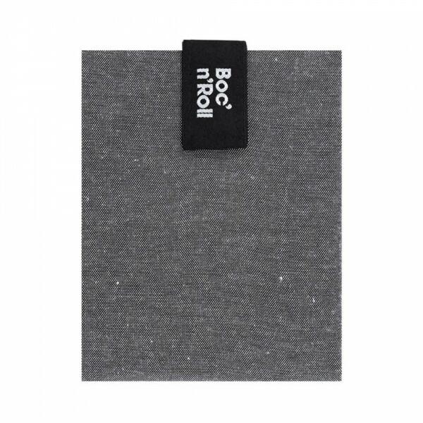 Boc`n`Roll Eco Fekete szendvicscsomagoló