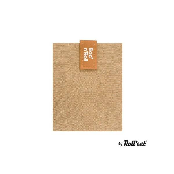 Boc`n`Roll Nature barna szendvicscsomagoló