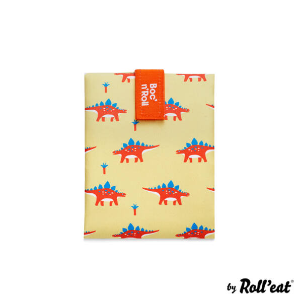 Boc`n`Roll Állatok Dinoszaurusz szendvicscsomagoló